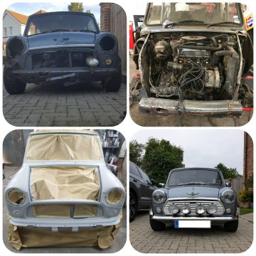 Car Restoration Services